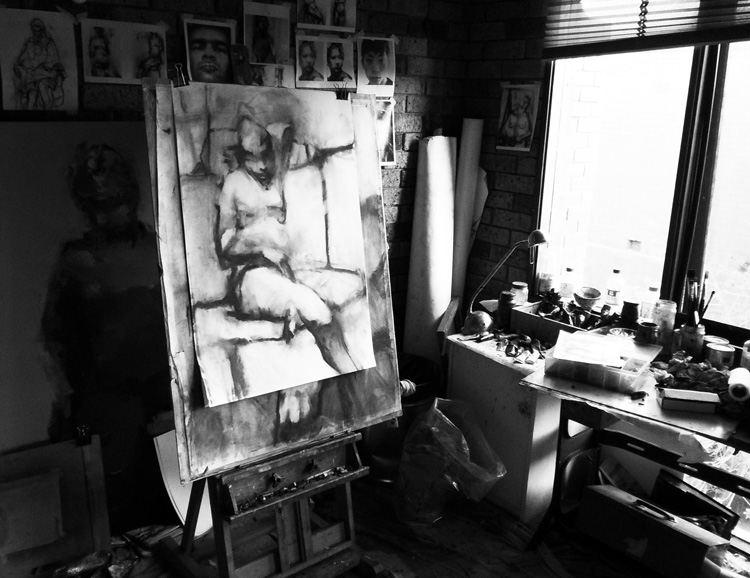 studio drawing