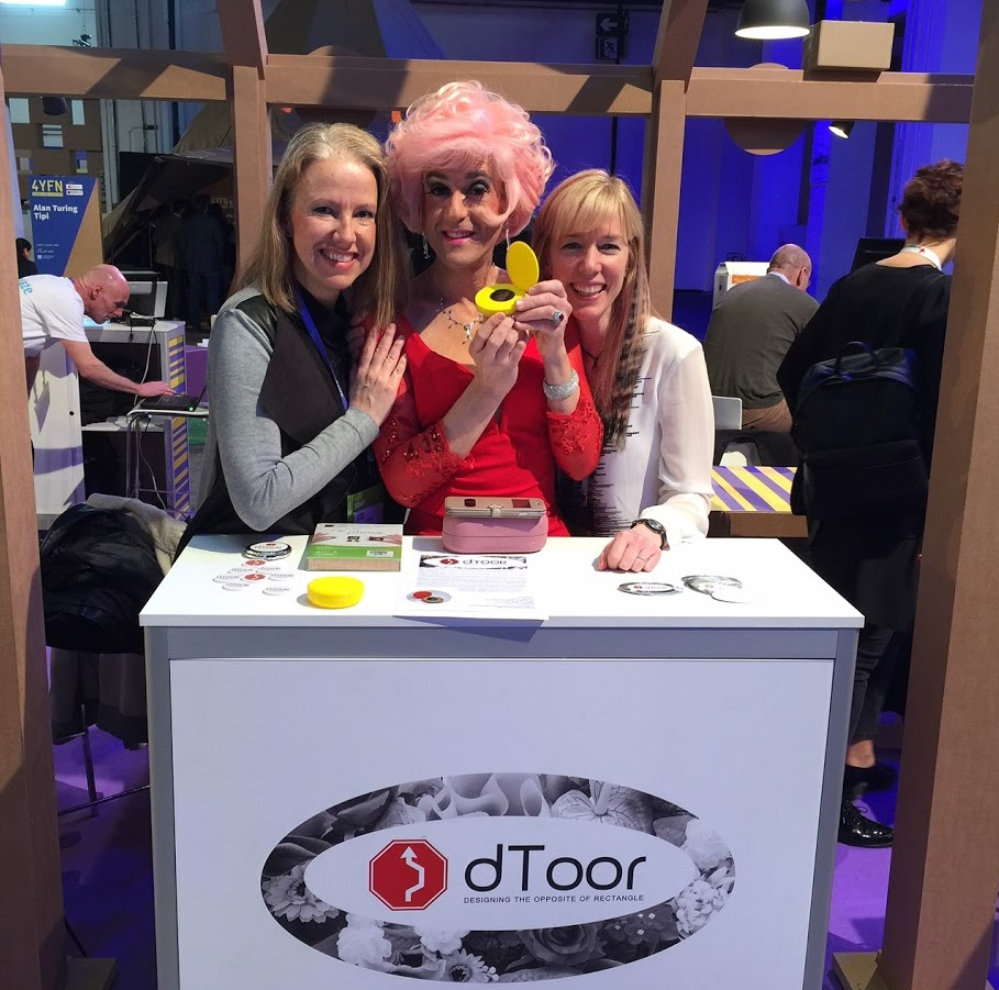 dToor at 2016 Mobile World Congress