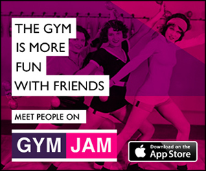 GymJam Example