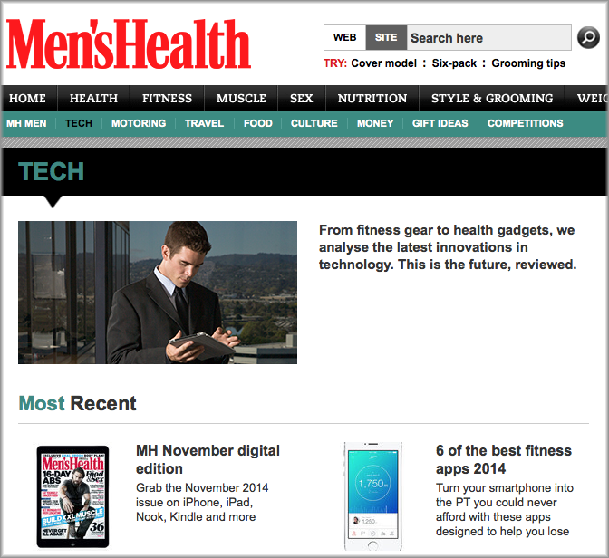 Mens Health Full Article  Here