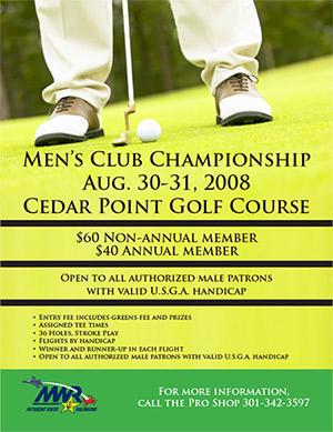 Men's Club Championship.indd