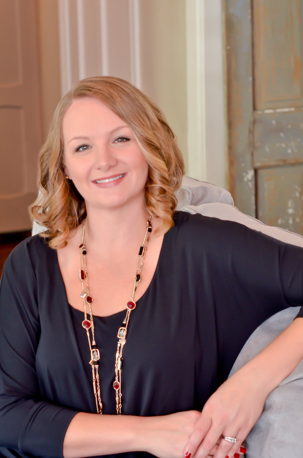 Tiffany Edwards RID, CKD, ASID - Owner & Principal DesignerTiffany's interior design career began nine years ago in the Dallas/Fort Worth area, but a passion for her hometown and the desire to start a family brought her back to Houston three years later. Whether the project is large or small, Tiffany seeks to create a unique space tailored to each client while enhancing the overall lifestyle.She is a graduate of Stephen F. Austin State University with a bachelor's degree in Interior Design and a minor in Art. Ax Em' Jacks! She is also a Registered Interior Designer (RID) with the State of Texas and a Certified Kitchen Designer (CKD).Tiffany and her husband Santana have been married since 2006 and currently reside in the Richmond/Katy, TX area with their daughter, Tatum.Tiffany's Credentials:Registered Interior Designer for the State of Texas (RID) #10671Certified Kitchen Designer (CKD)Industry Member of the National Kitchen & Bath Association (NKBA)Professional Member of the American Society and Interior Designers (ASID)