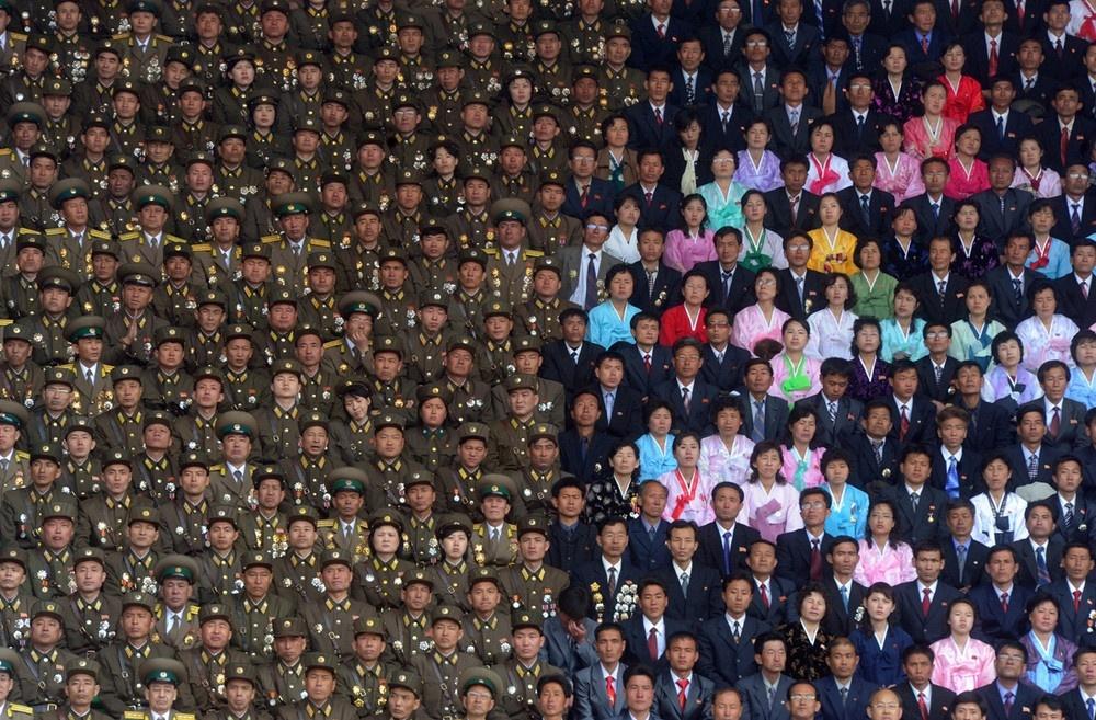 North korea serie - Ilya Pitalev