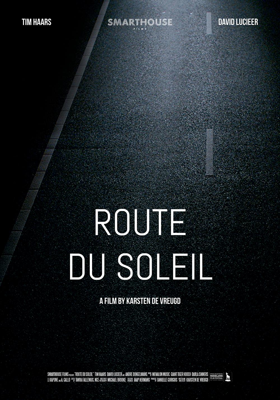 Poster Route Du Soleil