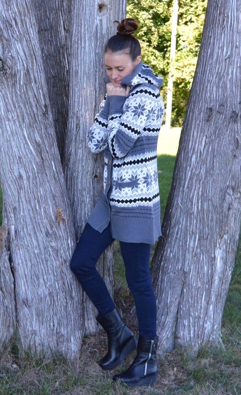 cozy sweaters from Aventura and booties from Fly London stay in style with cozy and comfy fashions2A.jpg