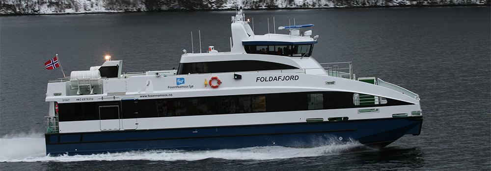 M/S Foldafjord