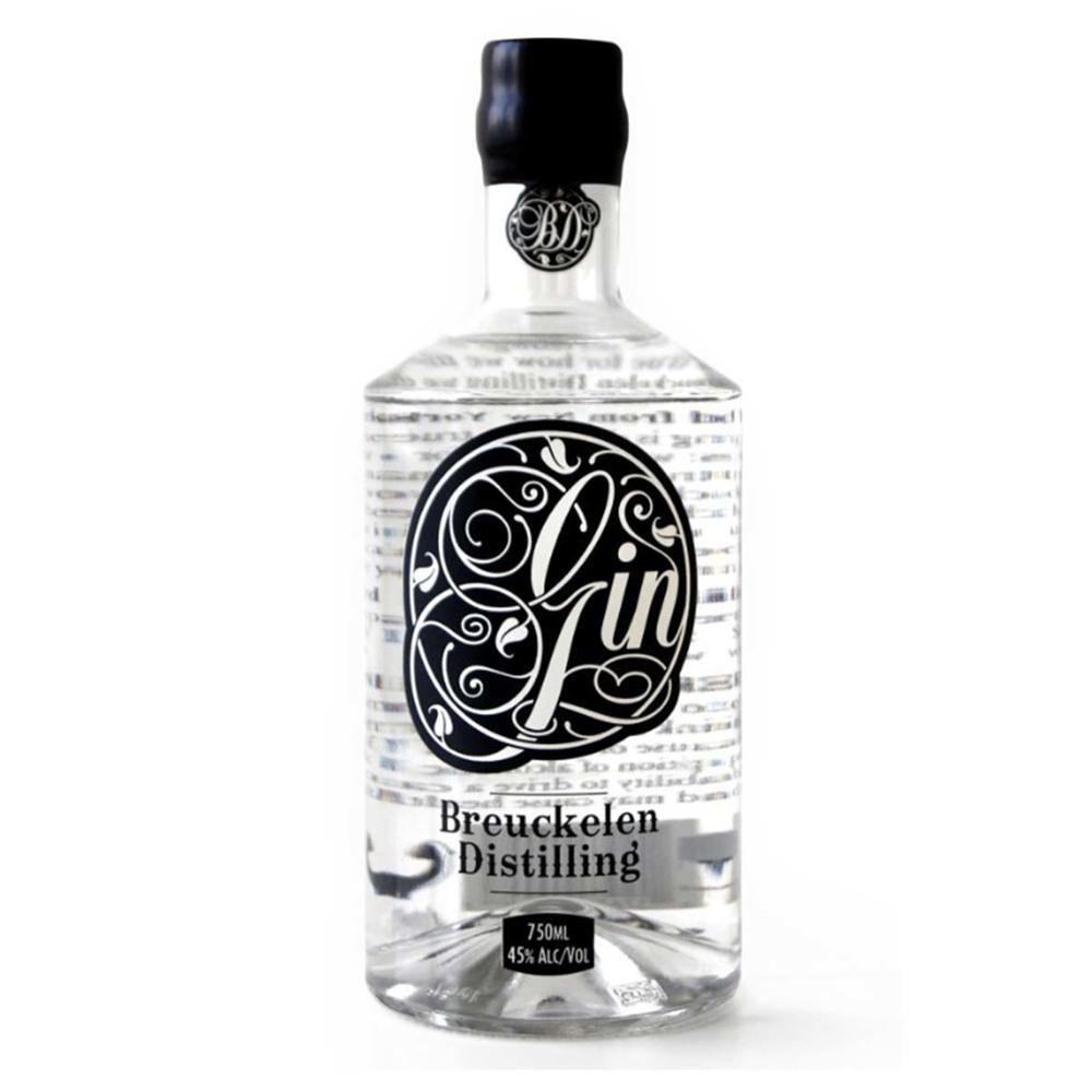 Breuckelen Gin