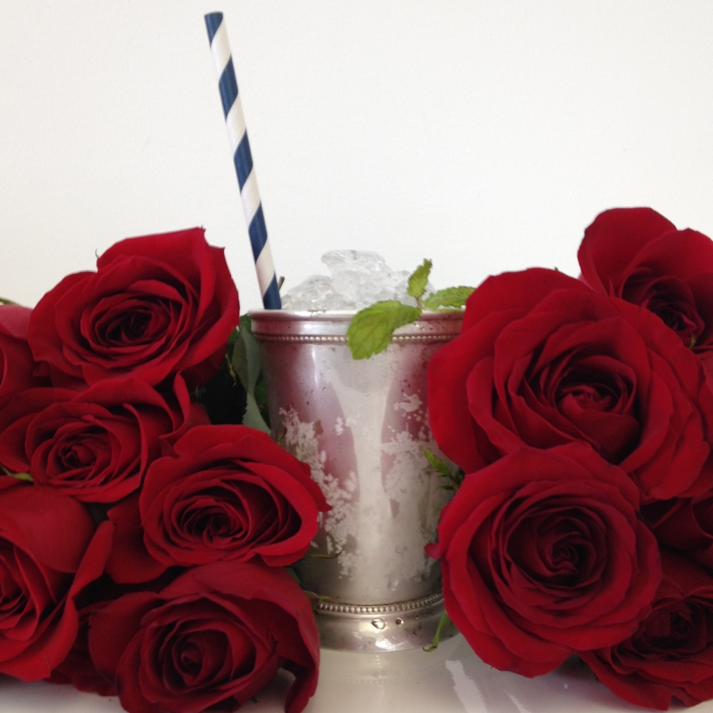 The Mint Julep is the official drink of the Kentucky Derby (Photo by Minibar Delivery)