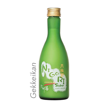 Nigori sake can be cloudy in color, as it is less filtered than other sakes. It is sweet and creamy and sometimes found with bits of rice in the bottle. It can be served at any temperature.
