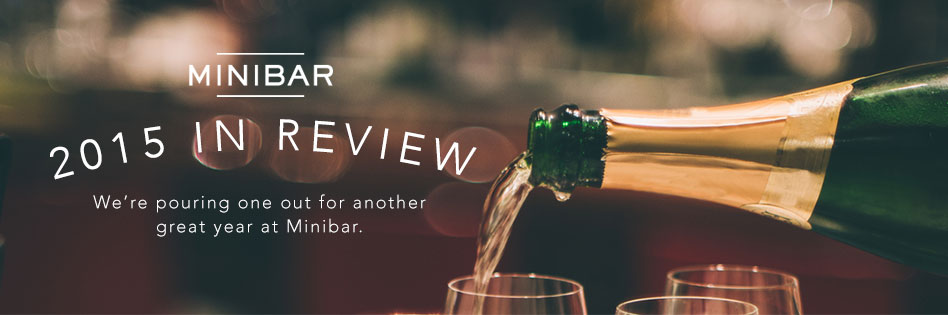 Minibar 2015 Year In Review