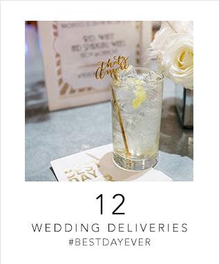 Weddings Delivered
