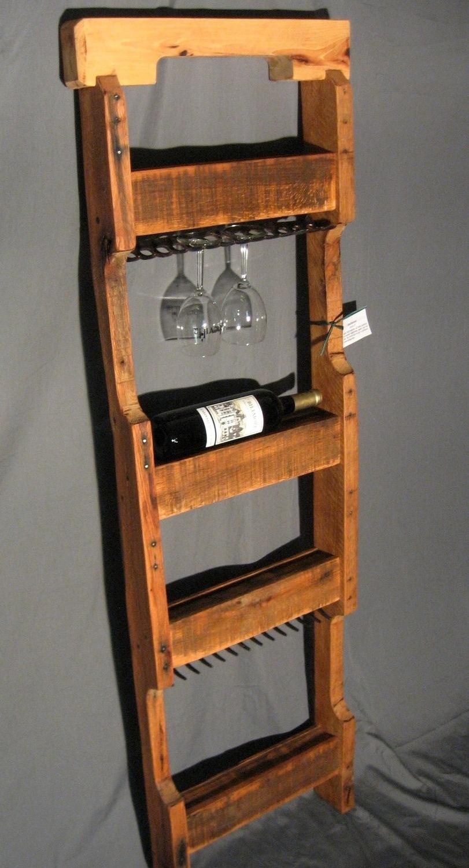 Pallet Wine Rack Part - 38: Pallet Wine Racks