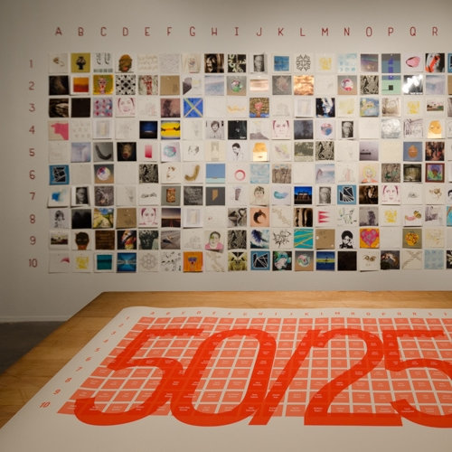 first biennial exhibition 50 ARTISTS / 250 WORKS