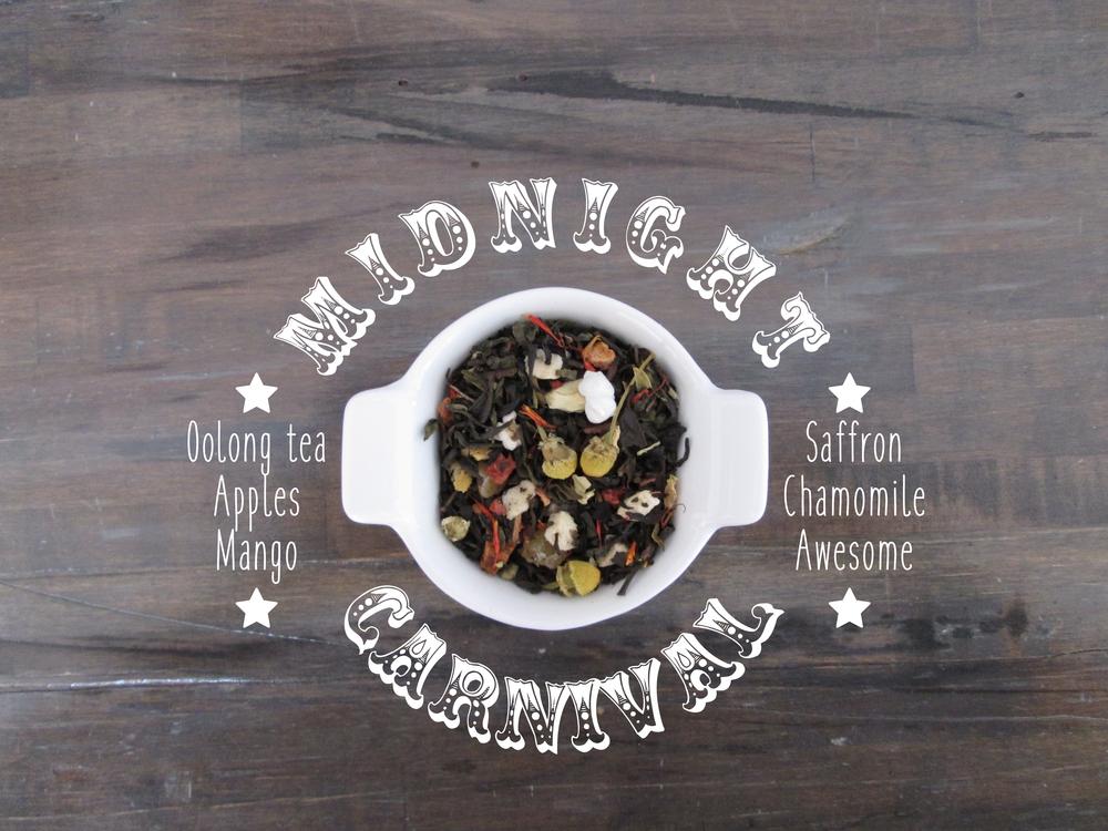Midnight Carnival - Mad Hatter Tea Co