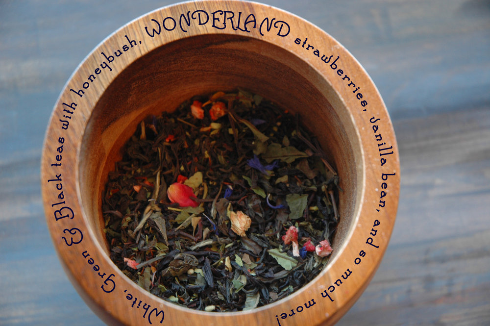 Wonderland - Mad Hatter Tea Co