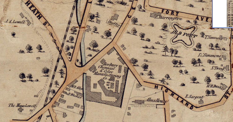 Roxbury Color and neighbors 1852 map.png