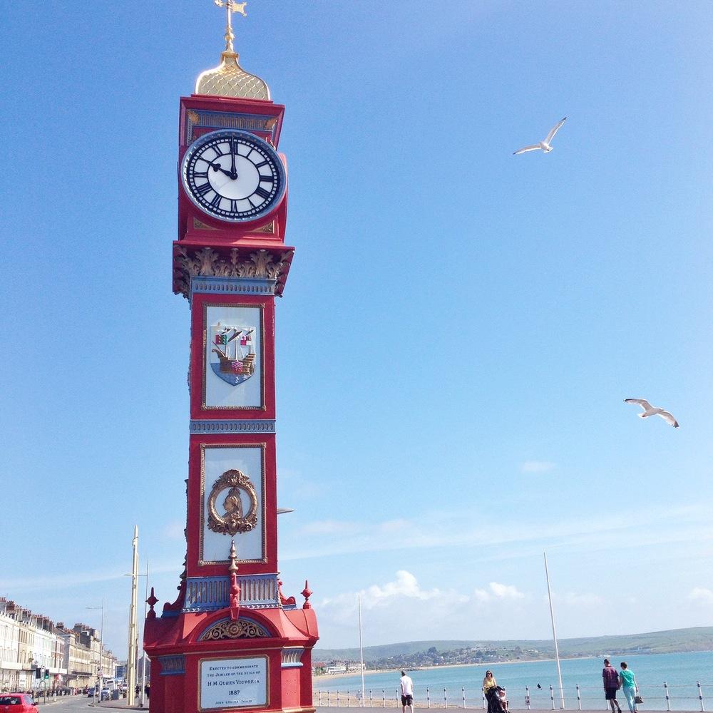 Weymouth clock tower