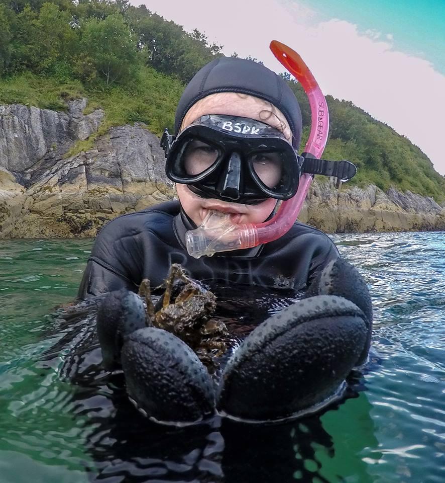 Potensiell marinbiolog?