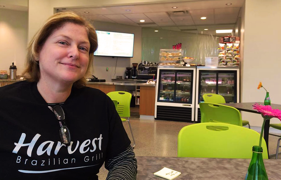 Meet Isabel, the owner and operator of James River Cafe, a new coffee shop inside the Heritage Center in Bismarck.