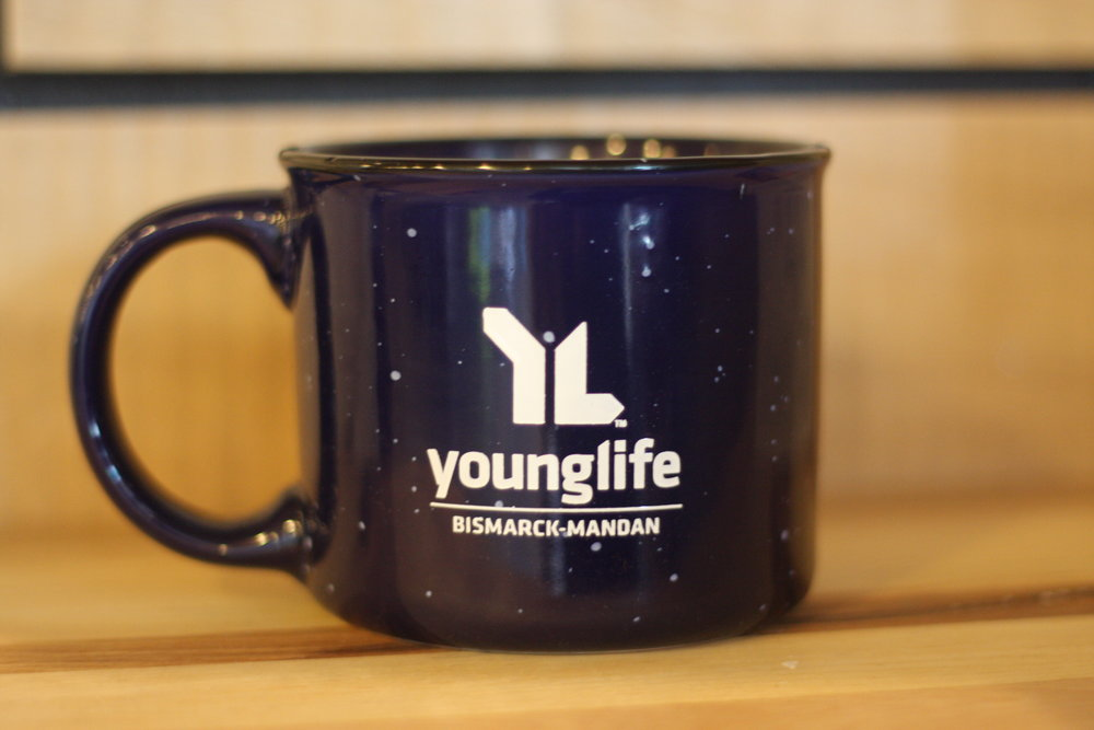 CAMPing Mugs can be purchased online or at the Mighty Missouri Coffee Co. storefront in Bismarck.
