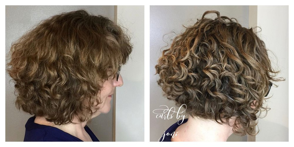 Before and after Deva cut by Joni