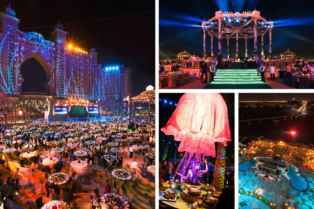 Grand Opening of Atlantis The Palm Dubai, United Arab Emirates
