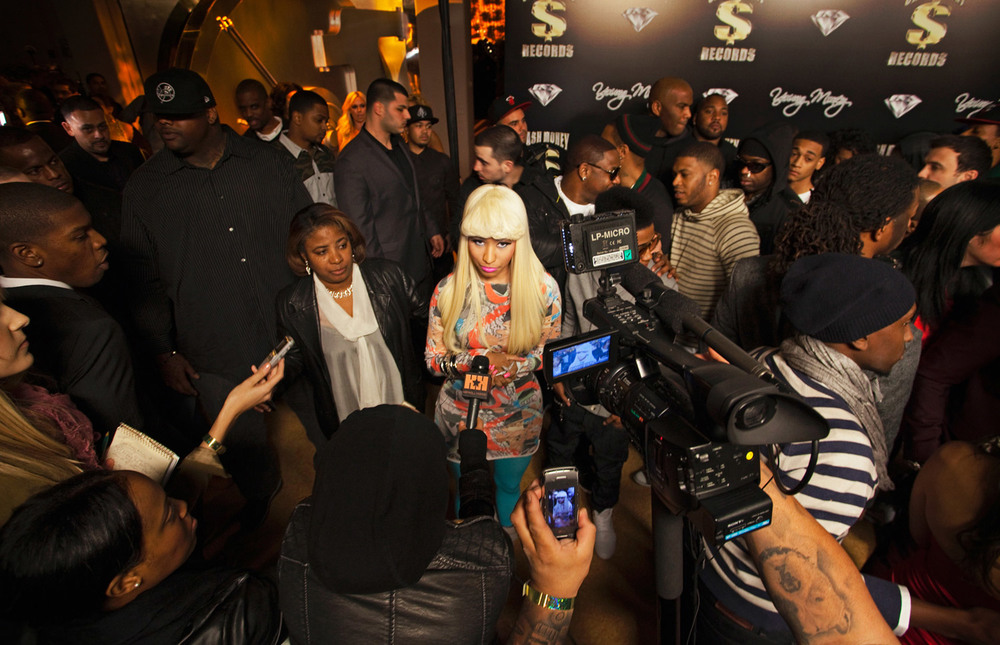 Cash Money Records Grammy Party West Hollywood, California