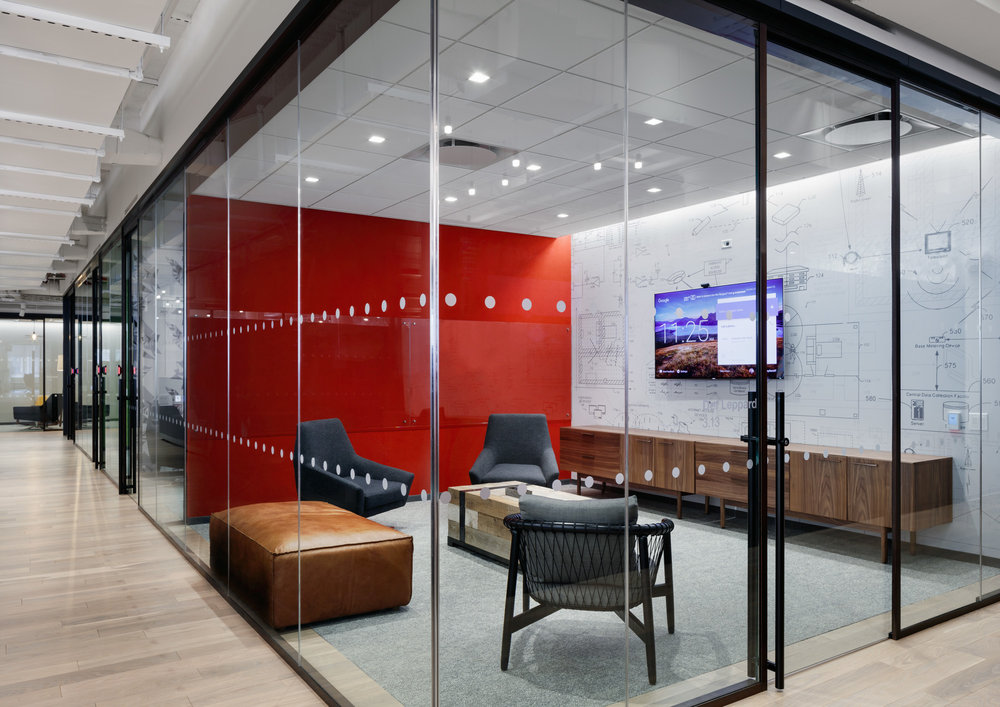 Technology Company Offices