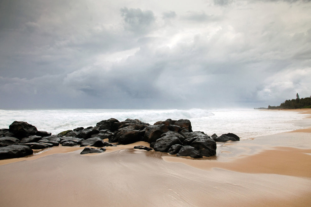Ehukai Beach, Hawaii
