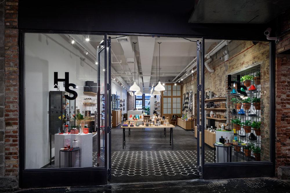 Higher Standards in Chelsea Market