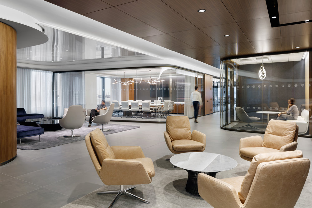 Financial Company Offices