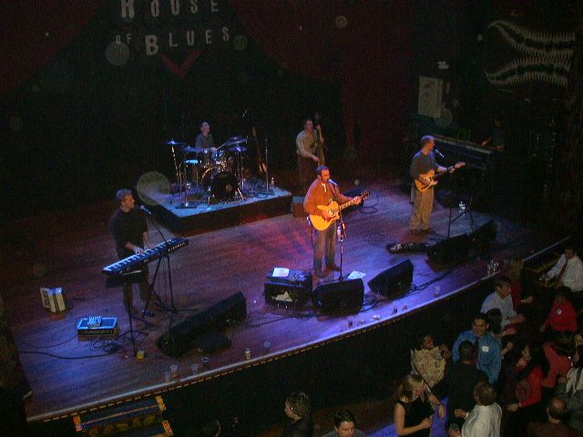 UWP plays a private event at the Chicago House of Blues.