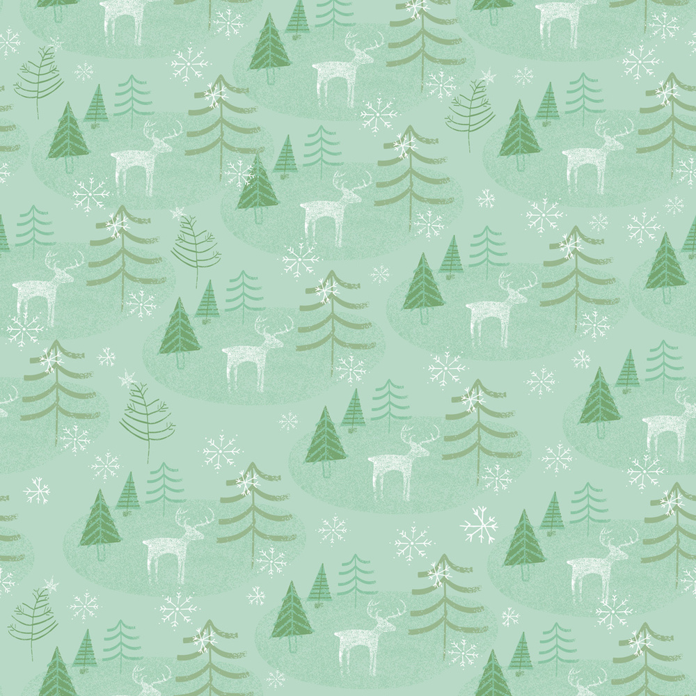 Juniper Winter - Pattern 1