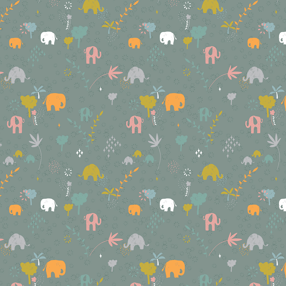 Elephant Stories – Pattern 1