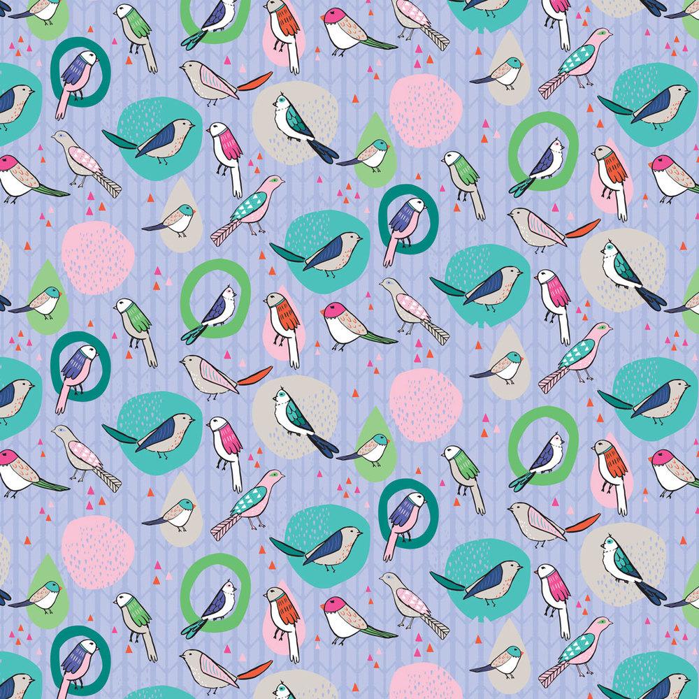 Pink & Inca Pattern 18