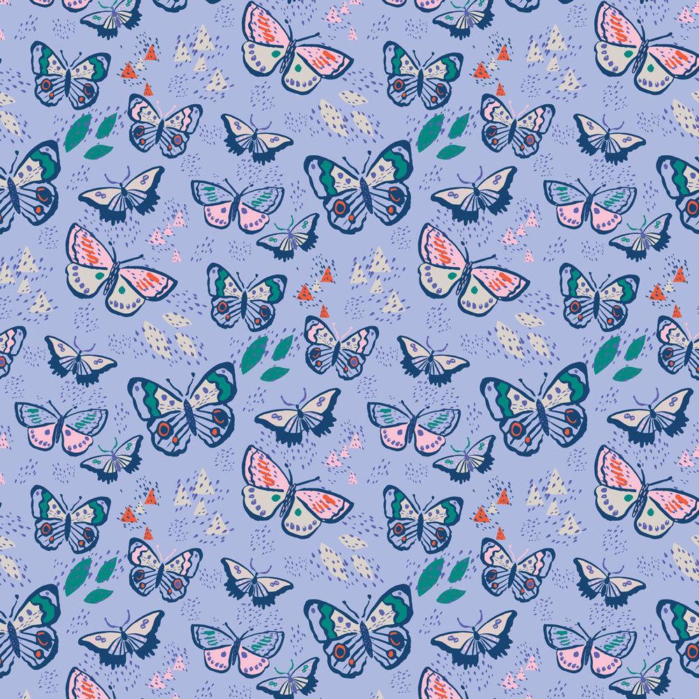 Pink & Inca Pattern 7