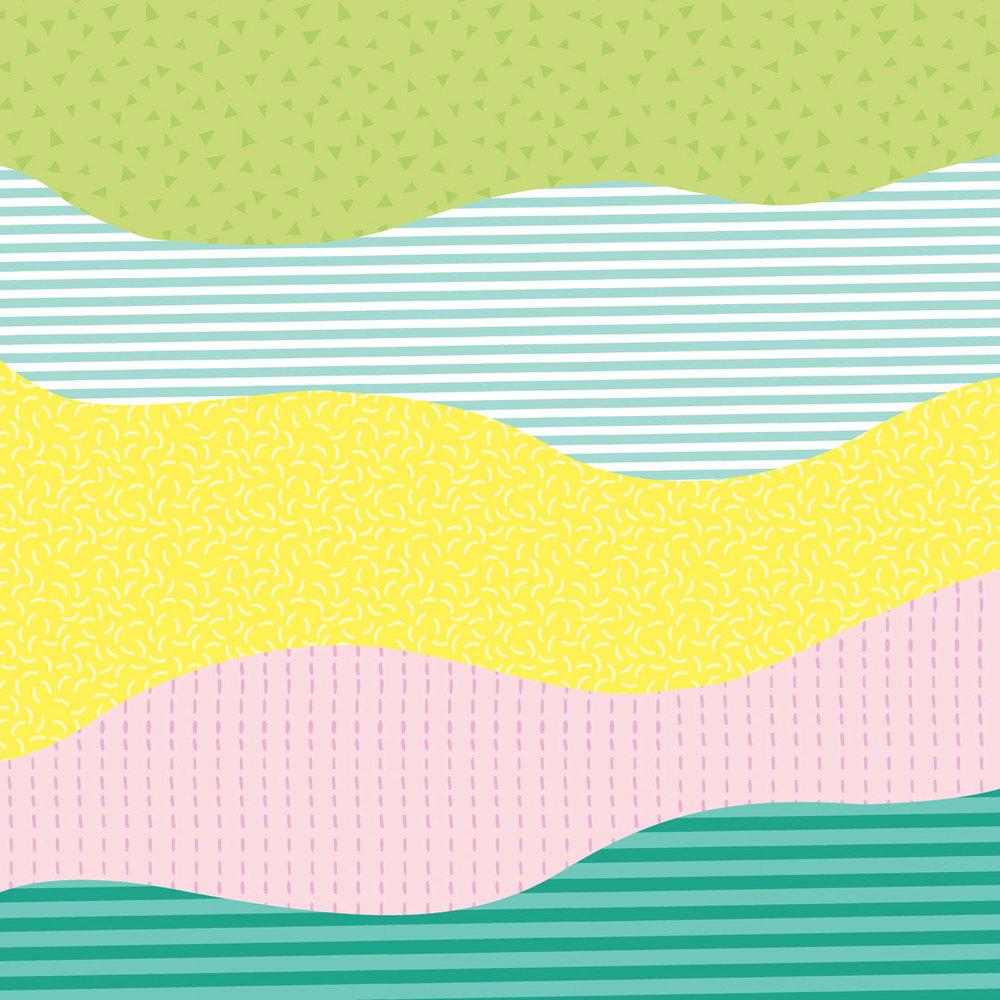 Wipeout Pattern 7