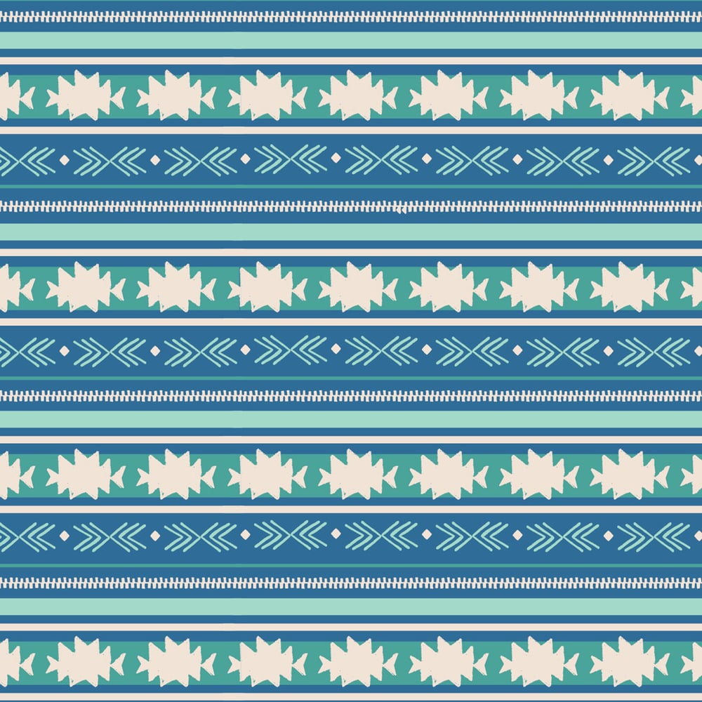 Tribal Shine - Pattern 1
