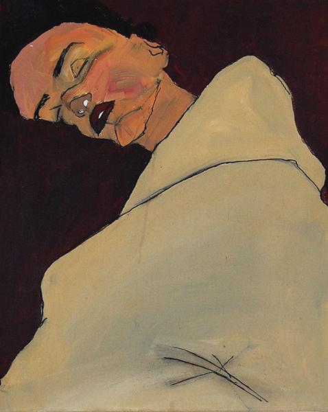 Ian Asleep- Sold