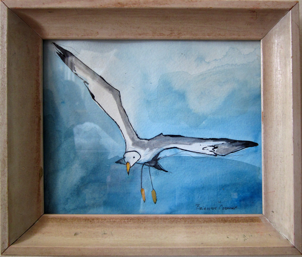 5: Seagulls as my alarm clock-Sold