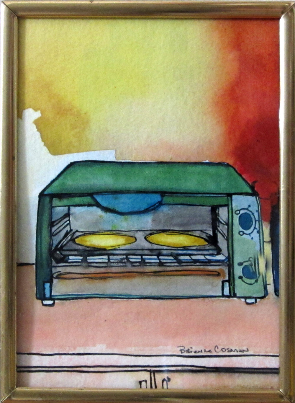 31: Taco Lunch in My Toaster 5 x 7""