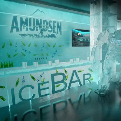 návrh interiéru iceBAr