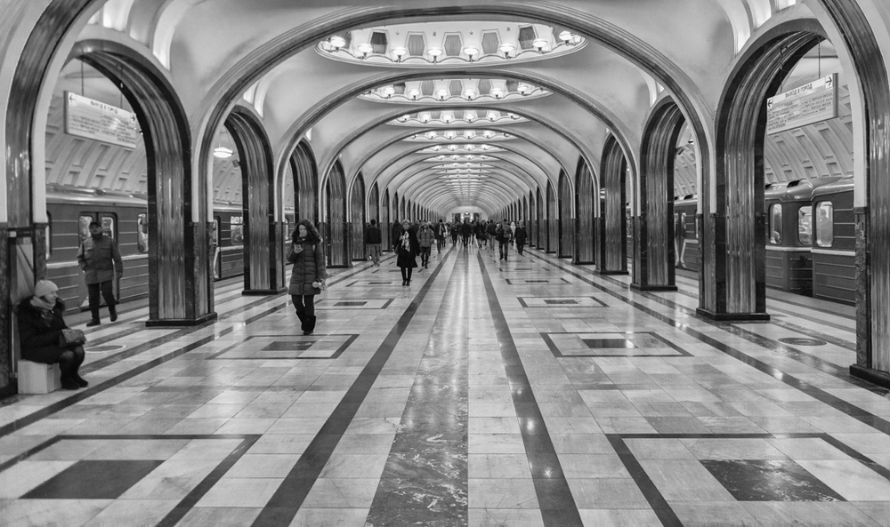 Arches - Moscow, Russia