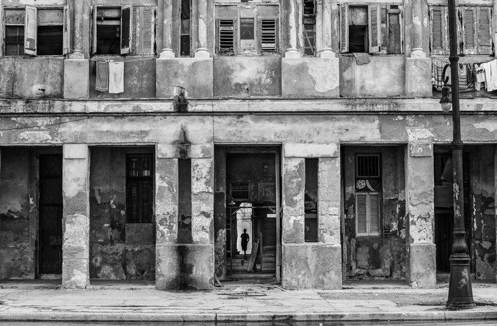 """Faded Elegance"" - Havana, Cuba"