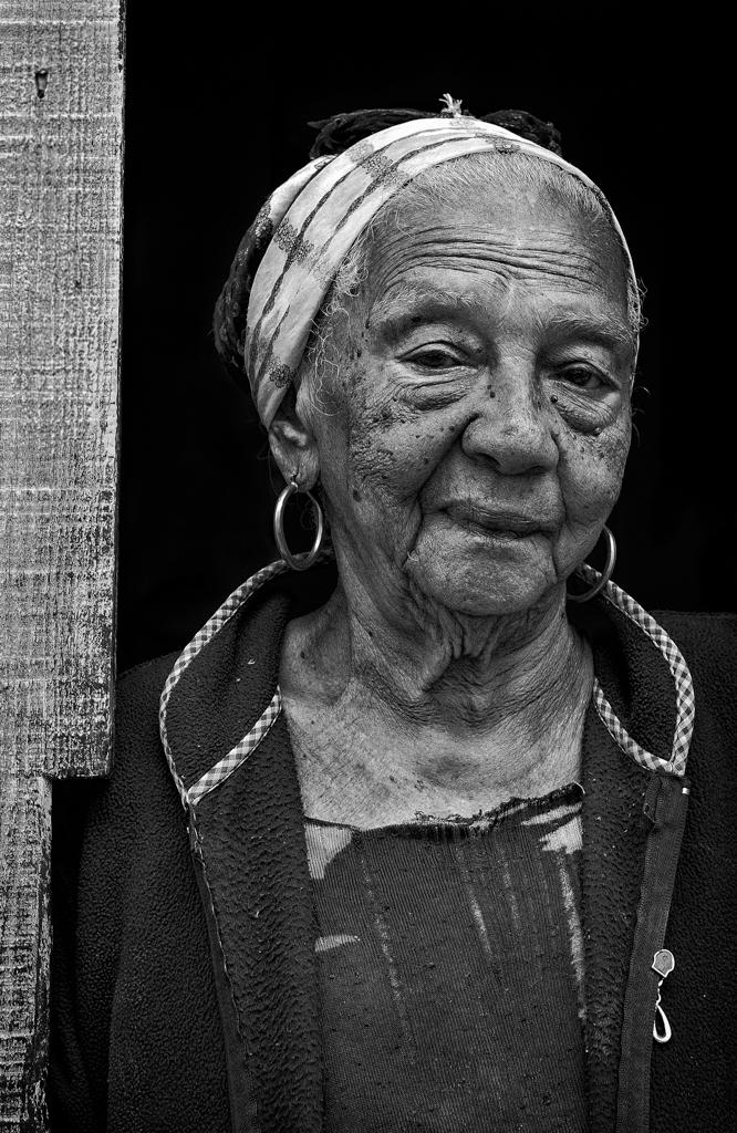 """""""Abuela"""" - Havana, Cuba"""