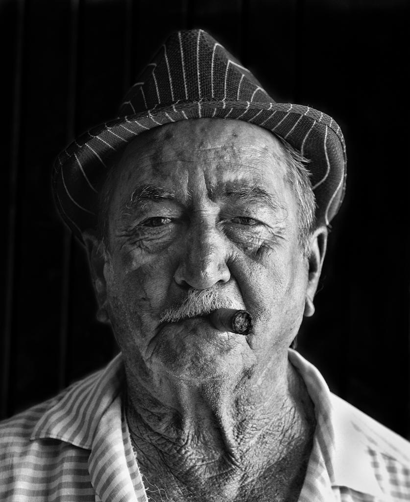 """Old Stripes"" - Havana, Cuba"