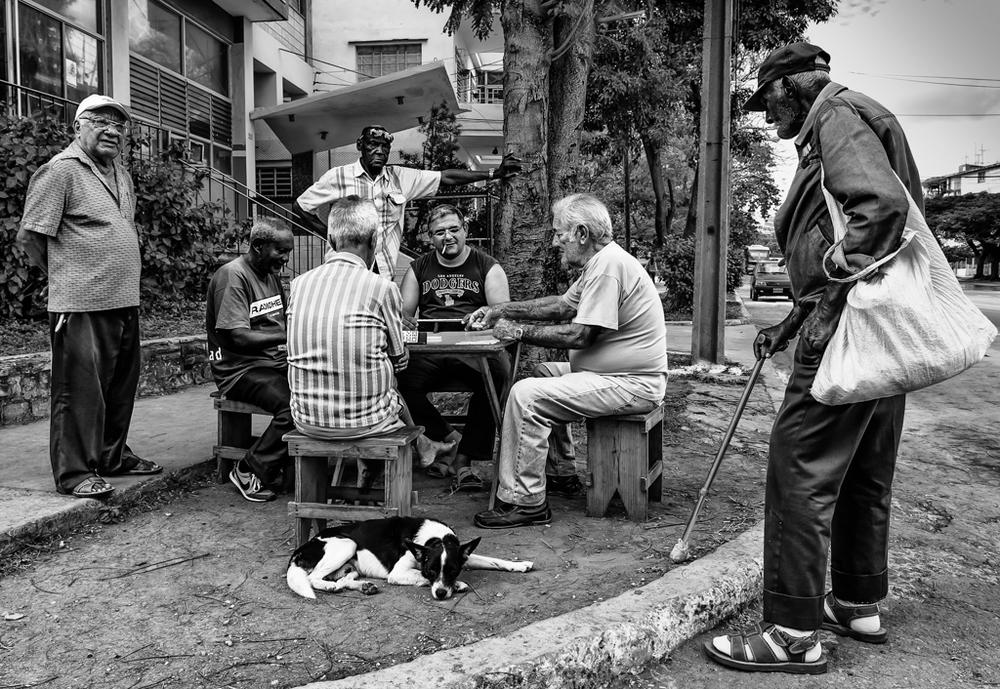 """Dominos"" - Havana, Cuba"