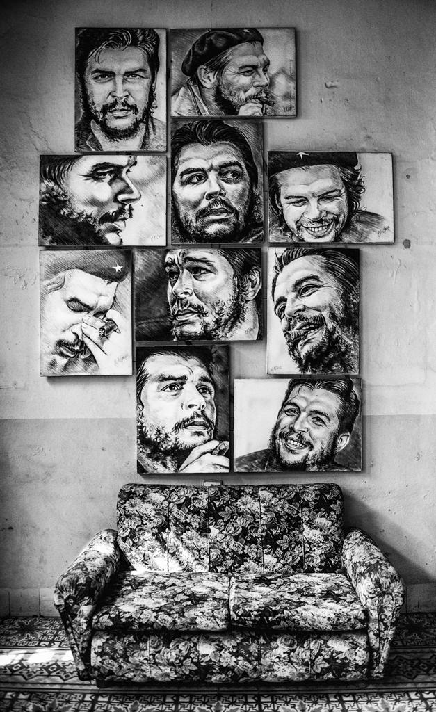 """Revolutionary Love Seat"" - Matanzas, Cuba"
