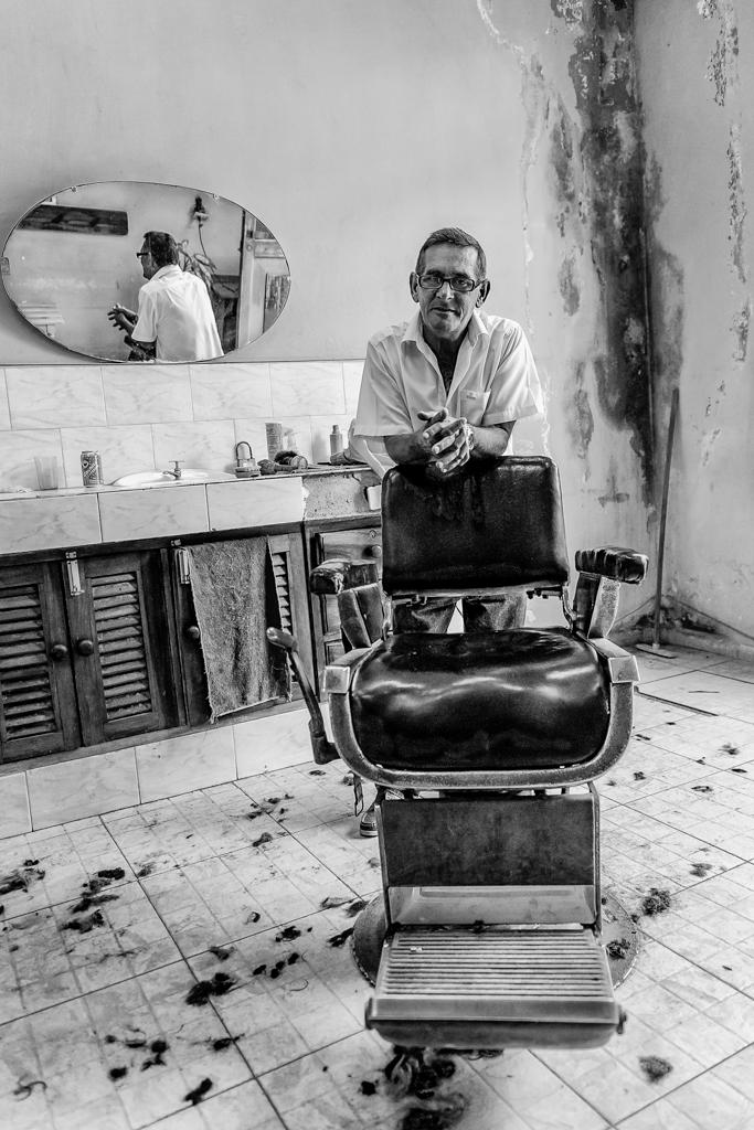 """""""El Barbero"""" - Matanzas, Cuba"""