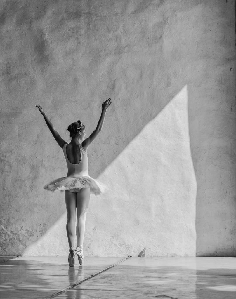 """Ballerina Un"" - Havana, Cuba"